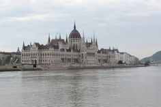 Hunagrian Parliament buidling as seen while sailing into Budapest on the Danube. http://www.tipsfortravellers.com/uniworld-budapest/ @Uniworld Boutique River Cruises @titantraveluk #exploreuniworld #titantraveluk #budapest