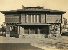 Walter Gropius and Adolf Meyer Sommerfeld House (1920-22), Berlin