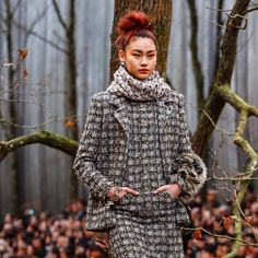 #SuzyPFW  Chanel: When the Leaves Start to Fall