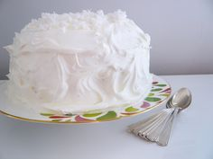 I Only Know How to Make One Cake. And That's Just Fine.