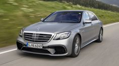2018 Mercedes-Benz S-Class First Drive | A brave new world of luxury