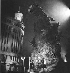 1954 – The first Godzilla film | Godzilla 1954 from the 1954 film Gojira
