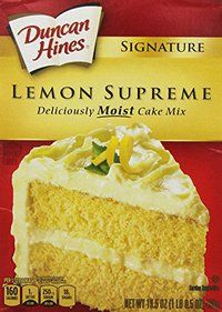 Kris Jenner's FAMOUS Lemon Cake We want to show up tomorrow with a cake or something festive. But in reality who has time to bake 3 cakes? Well I just solved this problem for you. Eer, well actually Kris Jenner did. Let me explain. Last week Cake Mix Recipes, Pound Cake Recipes, Lemon Pound Cake Recipe Cake Mix, Dessert Recipes, Lemon Cake Mix Cookies, Cake Mix Muffins, Cake Mix Desserts, Lemon Desserts, Lemon Recipes