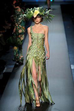 Jean-Paul Gaultier, Haute Couture, spring/summer 2010