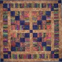 Moose Crossing Quilt Pattern QLD-129