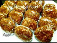 Resep Sambal Pecel - YouTube