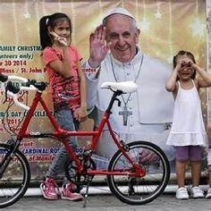 el papa francisco en manila - Bing Imágenes