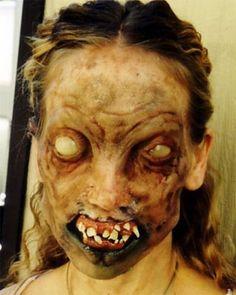 scary halloween makeup