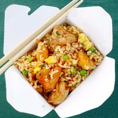 Chinese Shrimp Fried Rice — Better than takeout? You bet your fortune cookies!