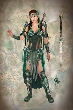 Alena concept art by Noel Layon Flores. First born daughter of Mine-a with Enuo and the third sibling among the four sang'gres ( royal diwatas ). Encantadia 2016 Costume, Encantadia Costume, Warrior Costume, Costumes, Gabbi Garcia, Best Friend Drawings, Magic Symbols, Heroes Of The Storm, Mythological Creatures