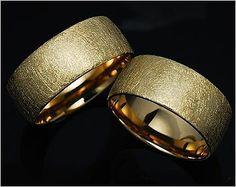Ringe gold eismatt