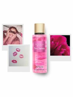 Victoria Secret Fragrances, Victoria Secret Perfume, Victoria Secret Body Spray, Perfume Body Spray, Victoria's Secret, Eos Lip Balm, Perfume Collection, Fragrance Mist, Body Mist