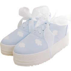 Cloudy Shoes