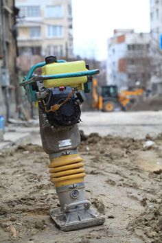 Excavator Compaction Wheel and Excavation Services