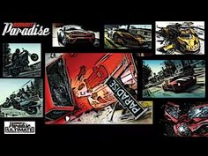 Burnout Paradise#1 (so um polco de adrenalina)