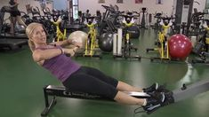 Allow us to introduce you to one of the most overlooked pieces of gym equipment: the humble rowing machine. You'll get all of the cardiovascular and fat-burning benefits of the elliptical machine or treadmill, plus a full-body workout that sculpts your butt, shoulders, and back. And since most people don't know how to use it, you'll almost always snag a spot without having to wait. Talk about a gym win-win! Watch as Prevention's fitness expert, Chris Freytag, demonstrates.