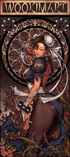 Chun Li Iconic