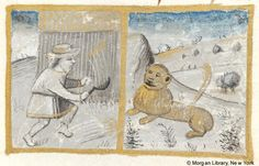 Book of Hours, MS M.285 fol. 7r - Images from Medieval and Renaissance Manuscripts - The Morgan Library & Museum