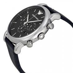 Mesh Bracelet, Bracelets, Bracelet Watch, Casual Watches, Watches For Men, Emporio Armani Mens Watches, Armani Logo, Stainless Steel Mesh, Luigi