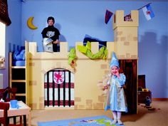 1000 images about ideas casita on pinterest ideas para - Habitaciones infantiles ikea ...