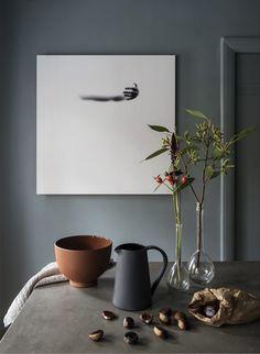 moody wall colour Estelle Home Yogayama Residence oktober 2015