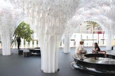 PROJECT Bulgari Pavilion - DESIGNER / TEAM NAME NotaNumber Architects - NaNA