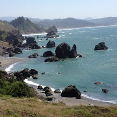 Southern Oregon Coast.I want to go see this place one day.Please check out my website thanks. www.photopix.co.nz