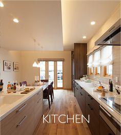 モデルハウス   スウェーデンハウス北陸 高気密高断熱の北欧デザイン輸入注文住宅