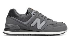 574 New Balance, Castlerock with Magnet