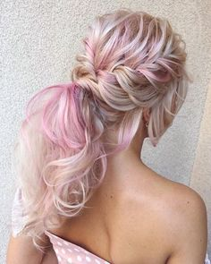 [tps_header] Elstile has been in the hair and makeup industry more than 10 years and they are loved and appreciated by their clients. Here are some other hairstyles from their stylists.[/tps_header] Elstile Long Wed... * Read more at the image link. #Haircare