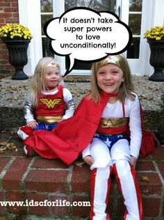 IDSC for Life: Super Sisters!