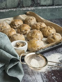 These gluten free dinner rolls are a perfect starter for everyone to enjoy, containing walnuts. Note: Rolls will have a craggy appearance. Gluten Free Dinner Rolls, Dinner Rolls Recipe, Lactose Free, Dairy Free, Milk Allergy, Bread Machine Recipes, Bread Rolls, Pretzel Bites, Kitchen