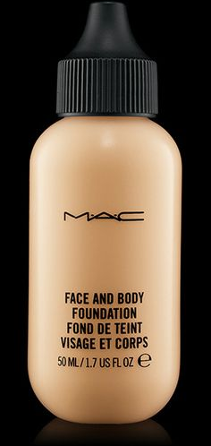 Face and Body Foundation 50 ML