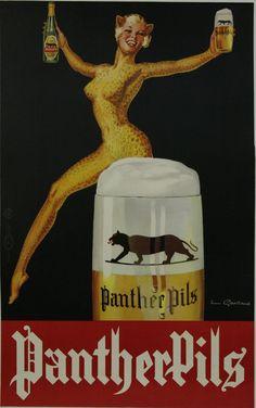 Panther Pils. www.galerie-graglia-others.com