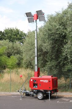 Generators Australia is proud to supply solar powered lighting towers to Access Hire Middle East. These lighting towers are built to last in the 63 degree heat. Led Lighting Solutions, Street Lamp, Generators, Towers, Solar Power, Middle East, Construction, Australia, Building