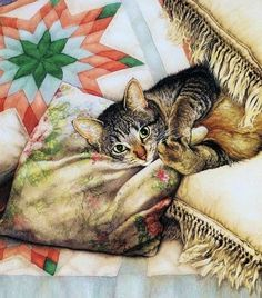 Quilt Kitty