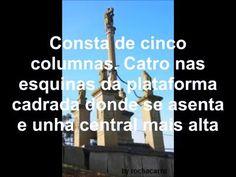 """""""OS CRUCEIROS BONITOS"""".- Cruceiro de Abegondo.- Peza única en Galicia. A..."""