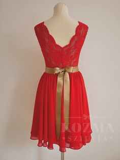Formal Dresses, Red, Fashion, Dresses For Formal, Moda, Formal Gowns, Fashion Styles, Black Tie Dresses, Gowns