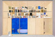 Wohnungsfrage, Dogma + Realism Working Group, Communal Villa