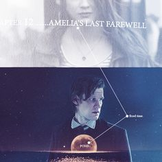 Fixed Time, Amy + The Doctor