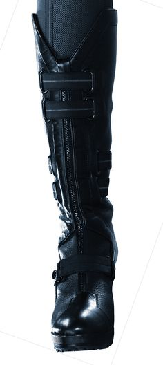 Boot details 3 - COSPLAY IS BAEEE! Tap the pin now to grab yourself some BAE Cosplay leggings and shirts! From super hero fitness leggings, super hero fitness shirts, and so much more that wil make you say YASSS! Black Widow Outfit, Black Widow Costume, Black Widow Cosplay, Dc Cosplay, Marvel Cosplay, Cosplay Outfits, Cosplay Costumes, Cosplay Ideas, Villain Costumes