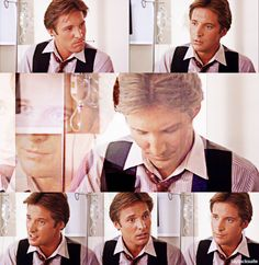 "Young Bruce Boxleitner as Lee Stetson from ""Scarecrow and Mrs. King"""
