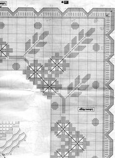 .Caminho - Gráfico | Hardanger | Pinterest | Hardanger