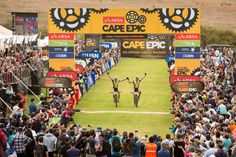 PIONEER PARTNERS WITH WORLD RENOWNED CAPE EPIC