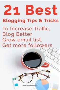 we know it better. Blog Writing Tips, Blog Tips, Make Money Blogging, Blogging Ideas, Get More Followers, Best Blogs, Free Blog, Blogging For Beginners, Social Media Tips