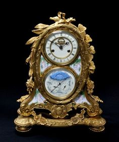 olgante, Longines de oro y esmalte colgante reloj con Pin, alrededor de 1905