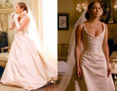 Jennifer Lopez' Monster in Law Wedding Dress