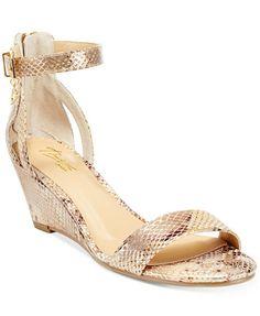 Thalia Sodi Areyana Two-Piece Wedge Sandals, Only at Macy's   macys.com