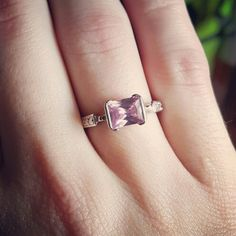 Ring from my LA Party Collection candle. #prizecandle #prizecandlesocial #prize #ring #jewelry #pink #LA