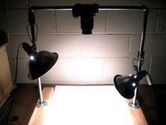 DIY overhead camera mount ideas